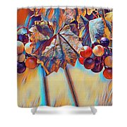 Grapevine Art Shower Curtain