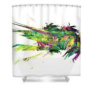 Graphics 1615 Shower Curtain