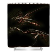 Graphics 1617 Shower Curtain