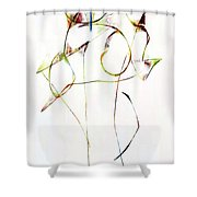 Graphics 1676 Shower Curtain
