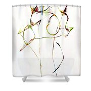 Graphics 1677 Shower Curtain