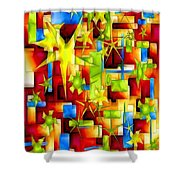 Graphics 1678 Shower Curtain