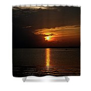 Grasping The Light Shower Curtain