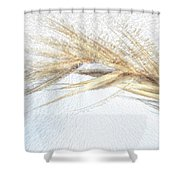 Grass Abstract Shower Curtain