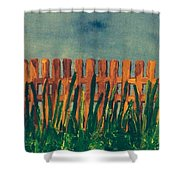 Grass Is Greener On The Other Side  Shower Curtain