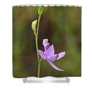 Grasspink #2 Shower Curtain