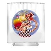 Grateful Dead Europe 72' Shower Curtain
