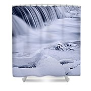 Graue Mills Falls Shower Curtain