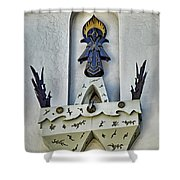 Graumans Sentinel Shower Curtain