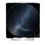 Gravitational Waves Potential Sources Shower Curtain