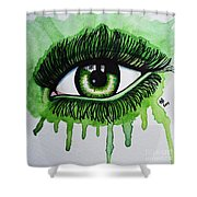 Gravity 6 Shower Curtain