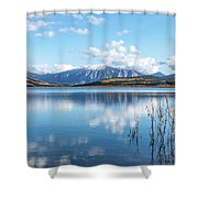 Grayling Bay Shower Curtain