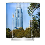 Great American Tower Shower Curtain