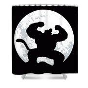 Great Ape Shower Curtain