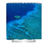 Great Barrier Reef Shower Curtain