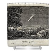 Great Comet Of 1811 Shower Curtain