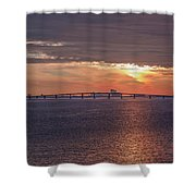 Great Egg Harbor Ocean City New Jersey Shower Curtain