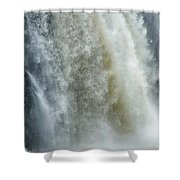 Great Falls Of Paterson Nj Shower Curtain