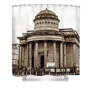 Great George Street Congregational Church Liverpool Shower Curtain