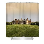 Great House At Castle Hill Shower Curtain