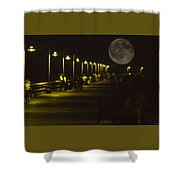Great Lights Shower Curtain