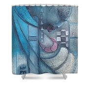Great Lover Shower Curtain