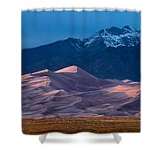 Great Sand Dunes  Colorado Shower Curtain