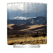 Great Sand Dunes National Park Shower Curtain