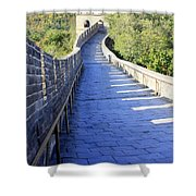 Great Wall Pathway Shower Curtain