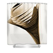 Greek Urn Shower Curtain