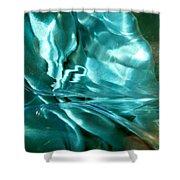 Green 114 Shower Curtain