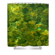 Green Mile Shower Curtain