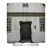 Greenhow Lumber House Shower Curtain