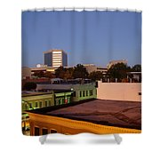 Greenville Shower Curtain