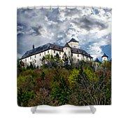 Greifenstein Castle Shower Curtain