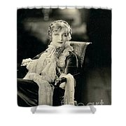 Greta Nissen Shower Curtain
