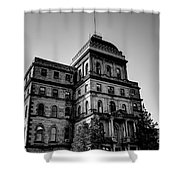 Greystone - Kirkbride Building Shower Curtain