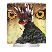 Griffin Sight Shower Curtain