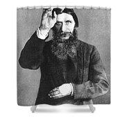Grigori Efimovich Rasputin Shower Curtain