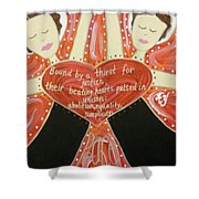 Grimke Sisters Shower Curtain