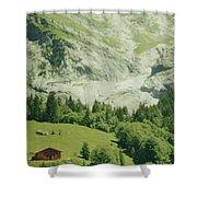 Grindelwald Switzerland 7 Shower Curtain