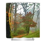 Grings Mill 1030 Shower Curtain