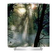Grings Mill 1057 Shower Curtain