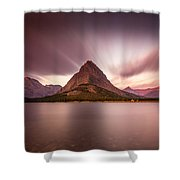 Grinnell Sunrise Shower Curtain