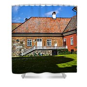 Gripsholm Keep Shower Curtain