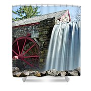 Grist Mill 1 Shower Curtain