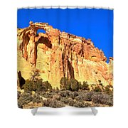 Grosvenor Double Arch Panorama Shower Curtain