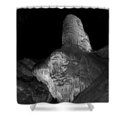 Growing Of Earth Shower Curtain