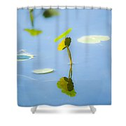 Growing Together Shower Curtain