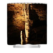 Growth - Cave 5 Shower Curtain